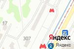 Схема проезда до компании Дива тур в Харькове