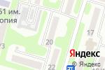 Схема проезда до компании Почтовое отделение №91 в Харькове
