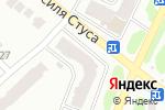 Схема проезда до компании Erfolg в Харькове