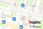 Схема проезда до компании Магазин овощей и фруктов в Харькове