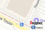 Схема проезда до компании АЛЛО в Харькове