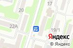 Схема проезда до компании Овощной киоск в Харькове