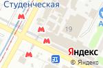Схема проезда до компании My style в Харькове