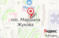 Схема проезда до компании Отделение полиции пос. им. Маршала Жукова в Долгом