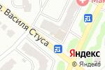 Схема проезда до компании GFS в Харькове