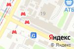 Схема проезда до компании Харкiвський м`ясний ряд в Харькове