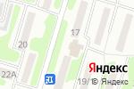 Схема проезда до компании Vitrage Fantasy в Харькове