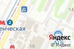 Схема проезда до компании Пункт продажи питьевой воды в Харькове