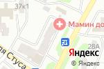 Схема проезда до компании FDC в Харькове