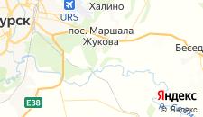 Отели города Дурнево на карте