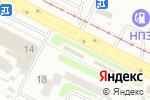 Схема проезда до компании Жжук в Харькове