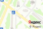 Схема проезда до компании Киоск по продаже овощей и фруктов в Харькове
