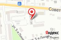 Схема проезда до компании Центр бытовых услуг в Калуге