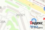 Схема проезда до компании Мяснова в Харькове