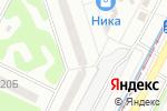 Схема проезда до компании Alins в Харькове