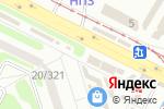 Схема проезда до компании 37 плюс в Харькове