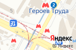 Схема проезда до компании Full-service в Харькове