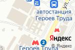 Схема проезда до компании Пиво банк в Харькове