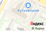 Схема проезда до компании Miss Darri в Харькове