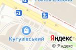 Схема проезда до компании Украинская Федерация Айкибудо в Харькове