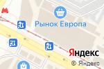 Схема проезда до компании Магазин турецкой одежды в Харькове