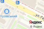 Схема проезда до компании Дом пиццы в Харькове