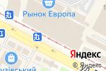 Схема проезда до компании Магазин женской обуви в Харькове