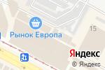 Схема проезда до компании Магазин днепропетровской обуви в Харькове