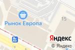 Схема проезда до компании Капитал в Харькове