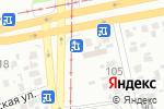 Схема проезда до компании Бегемот в Харькове