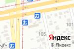 Схема проезда до компании Раковар в Харькове