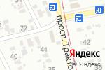 Схема проезда до компании Борюшкин Ю.Л., ЧП в Харькове