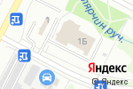 Схема проезда до компании PULSE GYM в Харькове