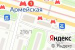 Схема проезда до компании Zoo товары в Харькове