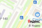Схема проезда до компании Зоомания в Харькове