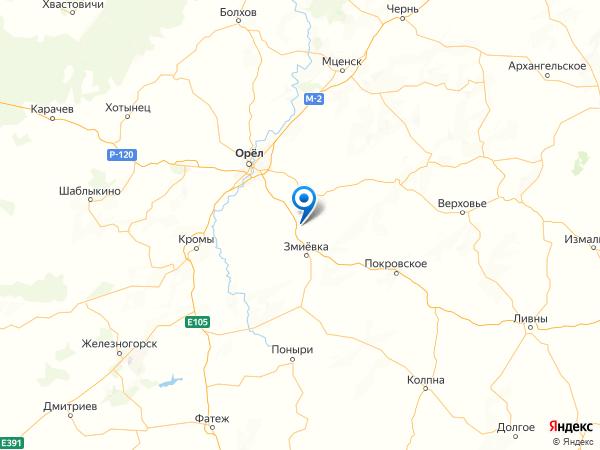деревня Давыдово на карте