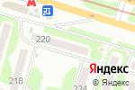 Схема проезда до компании Ferroli в Харькове