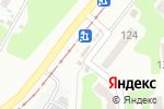 Схема проезда до компании Ермолинские полуфабрикаты в Харькове