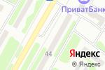 Схема проезда до компании Стильная одежда в Харькове