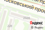Схема проезда до компании Goodwin в Харькове
