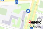 Схема проезда до компании Харківський професійний ліцей будівельних технологій в Харькове