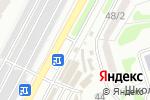 Схема проезда до компании Строймаркет в Харькове