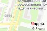 Схема проезда до компании Харкiвський iндустрiально-педагогiчний технiкум в Харькове