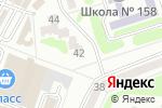 Схема проезда до компании Оазис в Харькове
