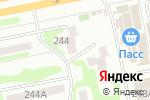 Схема проезда до компании Аптека №1 в Харькове