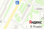 Схема проезда до компании Нотариус Малик Е.В. в Харькове