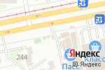 Схема проезда до компании Никополь в Харькове