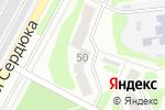 Схема проезда до компании У Татьяны в Харькове