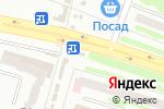 Схема проезда до компании Магазин канцтоваров в Харькове