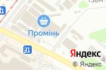 Схема проезда до компании Тонна в Харькове